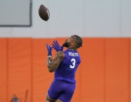 Clemson Pro Day Notebook: Carman had a good reason not to work out