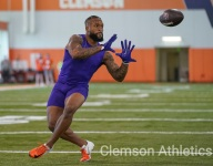 Highlights from Clemson's Pro Day