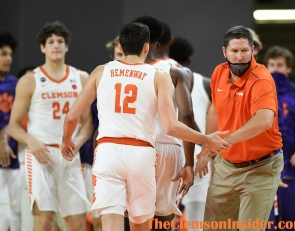 Tigers could land top 3 seed in ACC Tournament