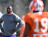 Four-star running back continues to build 'strong relationship' with Spiller