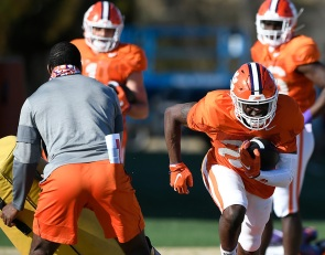 Bart Boatwright's Photo Gallery: Tigers hit practice fields for Day 8