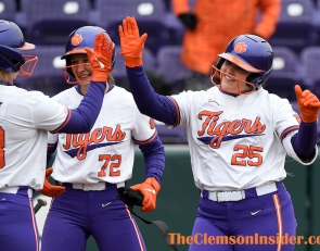 Tigers one win away from ACC Championship