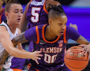 Tigers upset Notre Dame in ACC Tournament