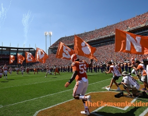 Clemson Football flex packs, single game tickets go on sale