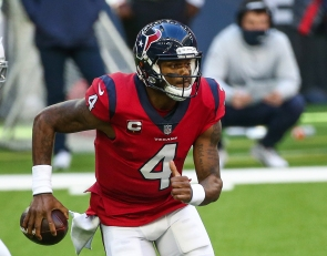 Has Houston agreed to trade terms for Watson?