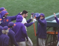 Grice Powers Clemson over East Tennessee State