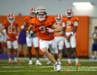 Tigers have 'something special' in freshman tight end