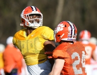With all of its playmakers, Clemson's task is to keep them happy