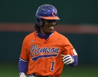 Meredith reflects on Clemson career, opens up on personal struggles