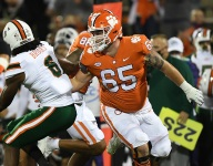 Clemson's O-Line is headed in the right direction