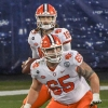 Clemson has surprise addition to center competition