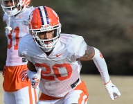 Freshmen on both sides of ball standing out to Jones