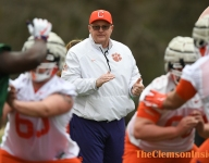 No. 1 Palmetto State recruit sets Clemson visit