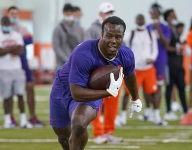 NFL Draft analysts says Etienne needs to shed some bulk