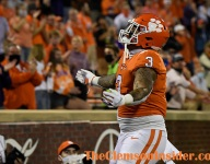 Tigers are seeing a more consistent Xavier Thomas