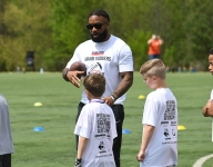 Bart Boatwright's Photo Gallery: Rodgers gives back to Clemson fans