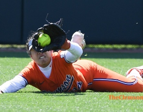 Bart Boatwright's Photo Gallery:  Clemson sweeps doubleheader from UNC