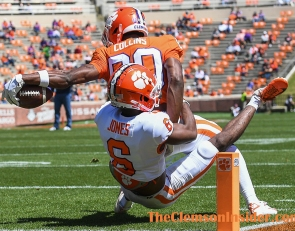 Plenty of playmakers shined in Spring Game