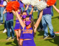 Clemson's cheer team wins national championship