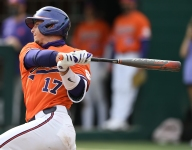 Virginia lights up Tiger pitching to force rubber match