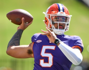 Analyst sees first Heisman in Clemson's future
