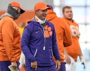 Priority target excited to attend Clemson's 'Elite Retreat'