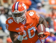 A look at Clemson's projected offensive depth chart