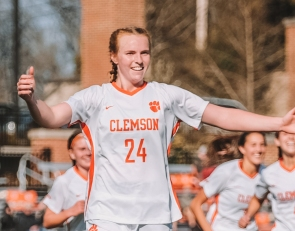 Clemson player named ACC Player of the Week