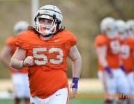Clemson lineman thinks freshman has chance to be 'special'