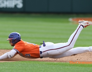 Bart Boatwright's Photo Gallery: Clemson Takes Game One
