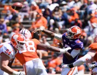 With Phommachanh out, Swinney asked about transfer portal