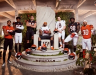 NFL teams uses 2 former Tigers to show off new threads