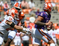 Several Tigers showed out in Orange and White Game