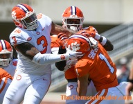 Bart Boatwright's Photo Gallery: Orange  & White Spring Game