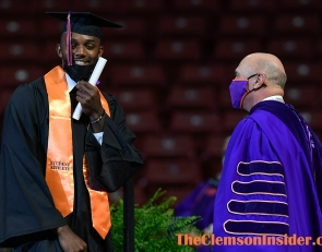 Bart Boatwright's Photo Gallery: Big day for several Clemson Tigers