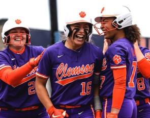 Clemson softball racks up more honors