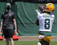 Rodgers already impressing Packers coach