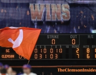 Bart Boatwright's Photo Gallery: Clemson's big win over the Gamecocks