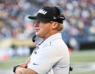 WATCH: NFL coach runs down The Hill
