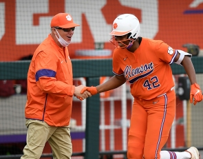 Clemson Softball continues whirlwind week at ACC Tournament