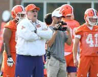 One of nation's top OL eager to see Clemson