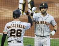 Former Tiger hits first grand slam of MLB career
