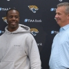 Jaguars selected Etienne with a purpose