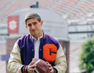 Swinney talks to TCI as proud dad of Clemson graduate