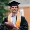 Will Swinney opens up to TCI about graduating from Clemson