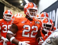Former Clemson player goes down with serious injury