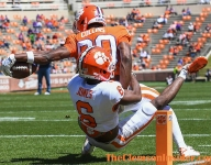 Clemson's receivers have a chance to be an elite group