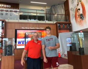 Standout OL has 'amazing' visit to Clemson