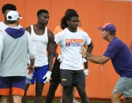 Bart Boatwright's Photo Gallery: Dabo Swinney Camp Day 3 Afternoon Session