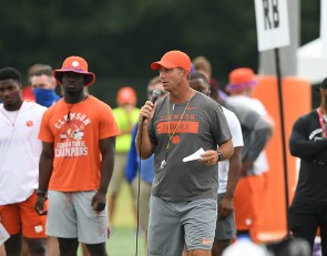 Coaches tell TCI what they learn from the Dabo Swinney camps
